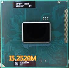 Core I5 2520